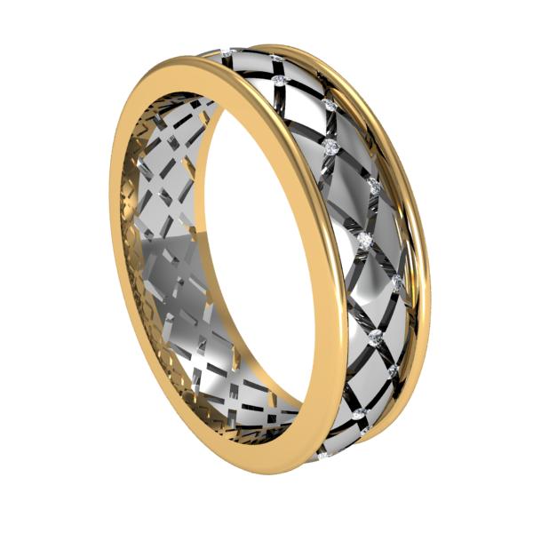 Купить Обручальное кольцо мужское NM1 недорого в Москве f40f4b3dcf8
