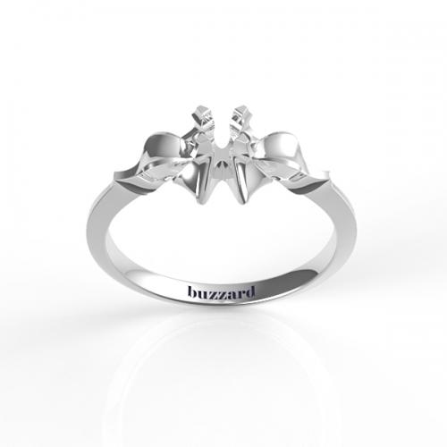 Оправа для кольца с бриллиантом МА20