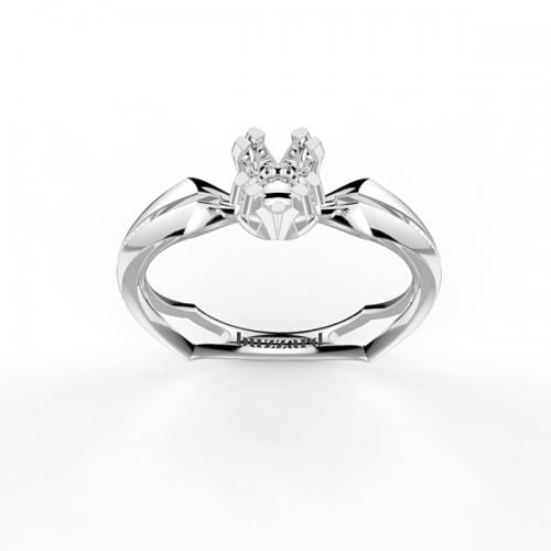 Оправа для бриллианта МА21 авторский дизайн