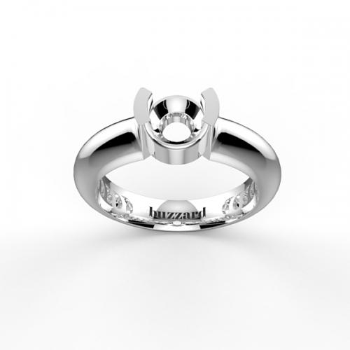 Оправа для бриллианта МА24
