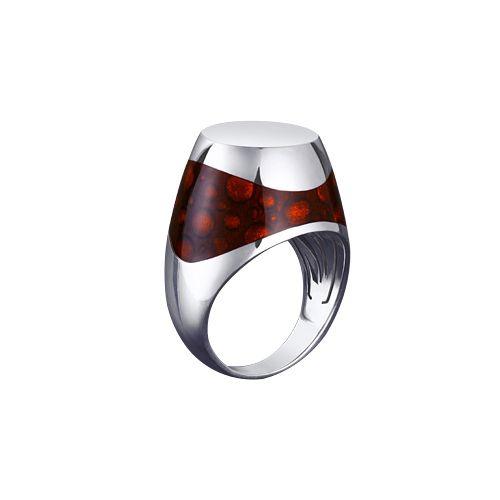 Эксклюзивное кольцо из серебра АА0100С
