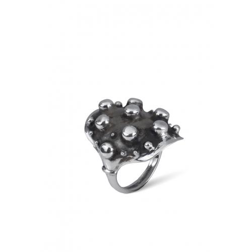 Эксклюзивное кольцо из серебра АА0116А