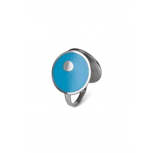 Эксклюзивное кольцо из серебра АА0109