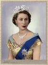 Дороже денег: тиары Елизаветы II на деньгах