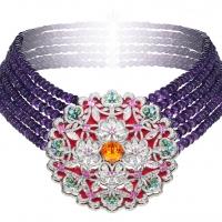 Chopard покорил Париж яркой и самобытной коллекцией «Шелковый путь», посвященной Китаю.